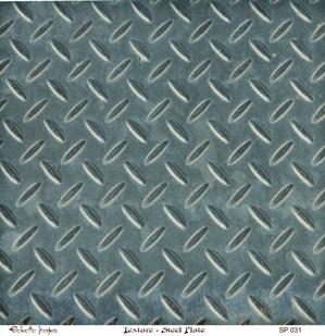 Texture Steel Plate