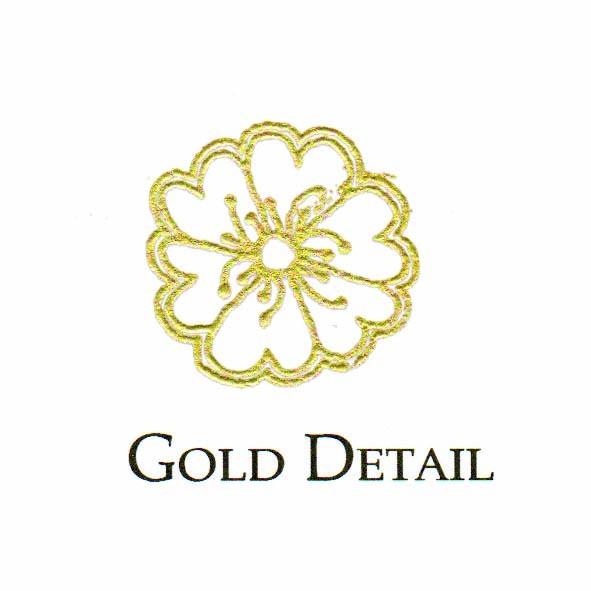 Gold Detail