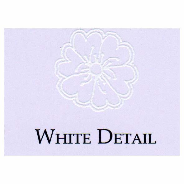 White Detail