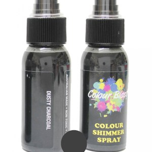 Colour Blast Shimmer Spray Dusty Charcoal