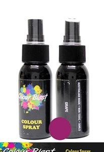 Colour Blast Colour Spray Grape