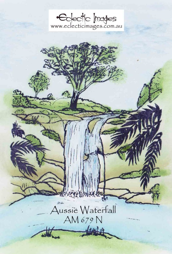 Aussie Waterfall