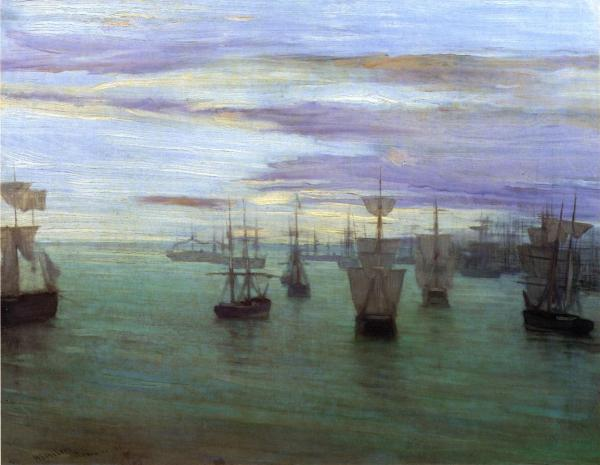 French Impressionists 18 Usa Whistler