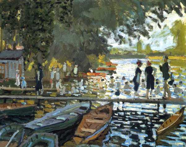 French Impressionists 27 Makes