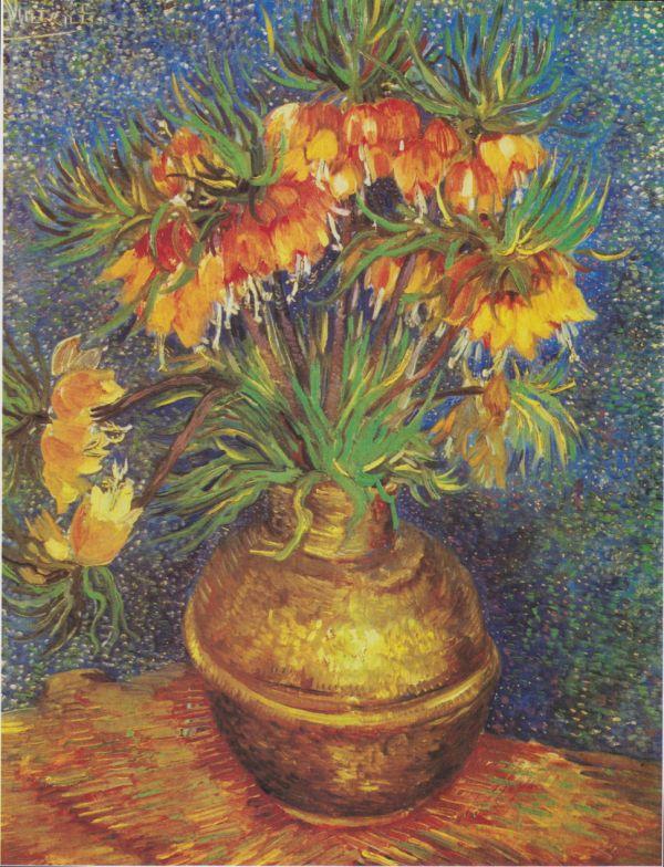 Vincent Van Gogh Flowers