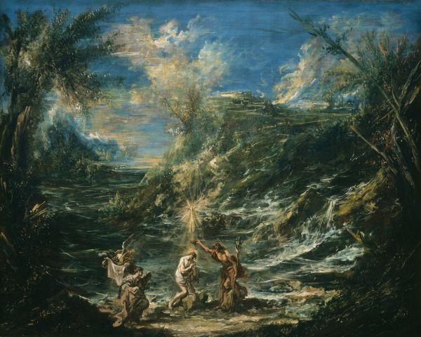 Story In Paintings Alessandro Magnasco Maverick