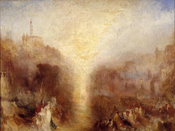 Joseph Mallord William Turner Painting