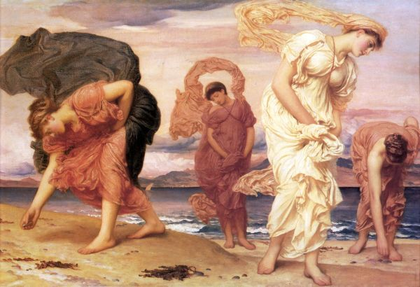 Frederic Lord Leighton Classic And Aesthetic
