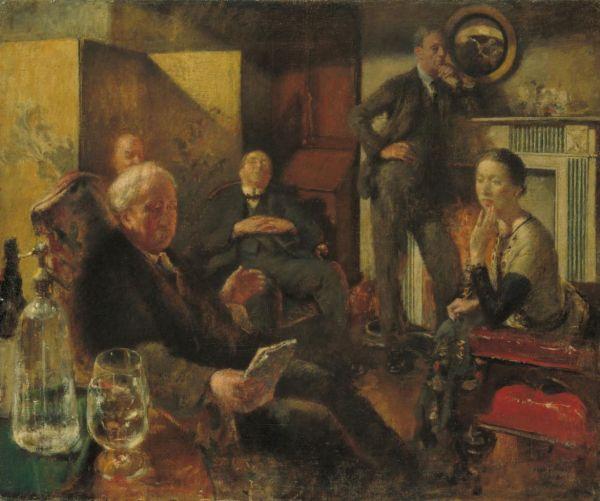 Henry Tonks Paintings