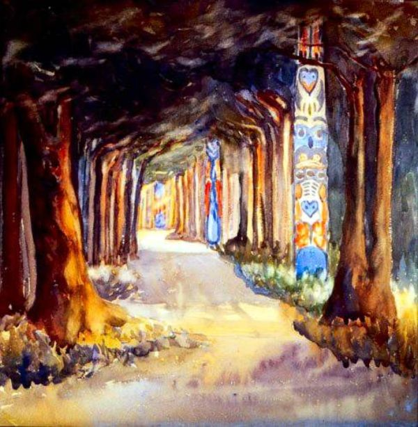 Emily Carr Paintings