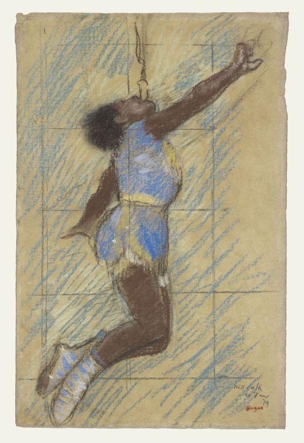 Edgar Degas Portraits Of Modern Woman Eclectic Light Company