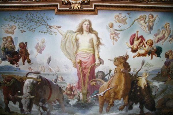 Visions Of Asgard Paintings Norse Mythology Minor