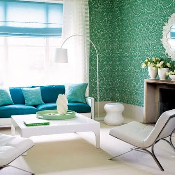 fuzzy sofa luxury leather sofas sales color schemes: aqua and green | eclectic living home