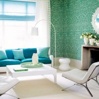 Color Schemes: Aqua and Green | ECLECTIC LIVING HOME