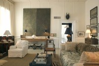 Color Scheme: Grey and Beige | ECLECTIC LIVING HOME
