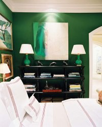 Color Scheme:Emerald Green and Sapphire Blue | ECLECTIC ...