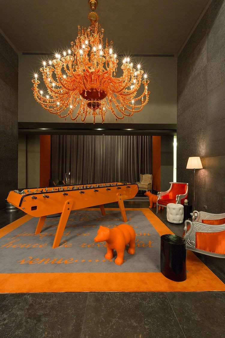 YOO Panama By Philippe Starck ECLECTIC LIVING HOME