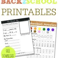 Ready for Preschool with Disney Junior {printable}