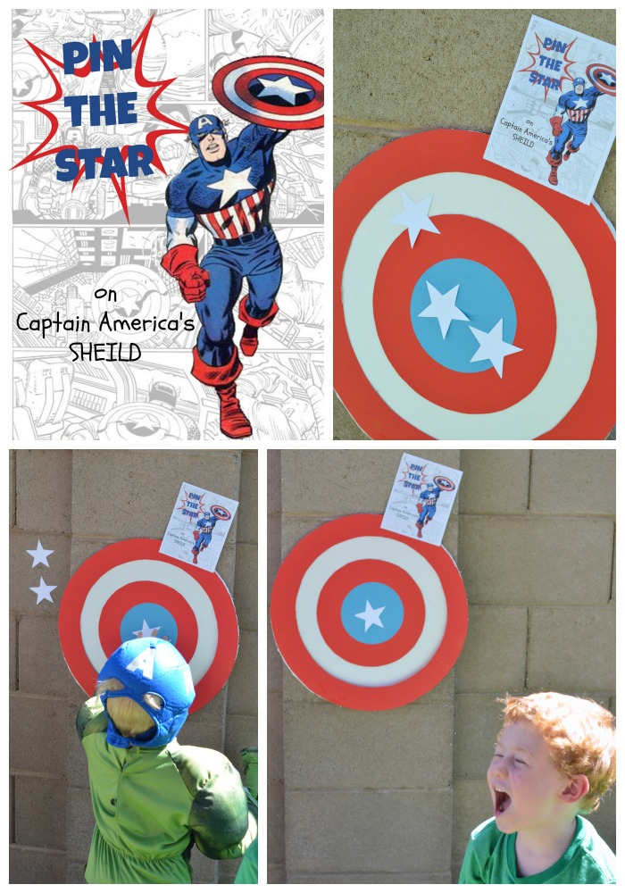 4 Free Superhero Printables & Party Games  Eclectic Momsense