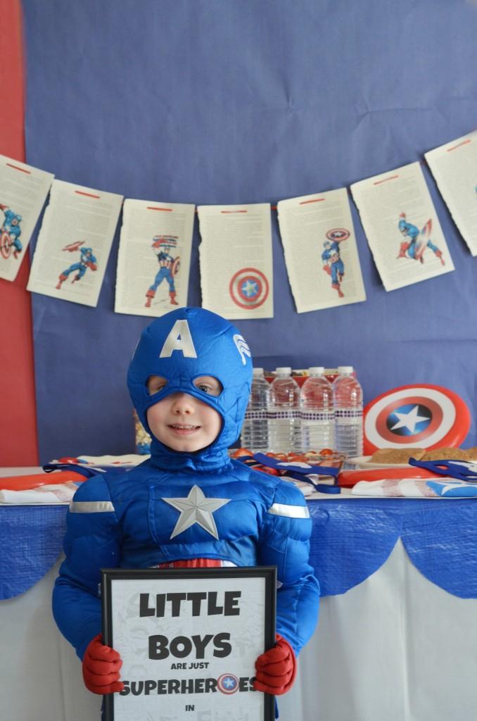 4 FREE Superhero Printables  Party Games Eclectic Momsense