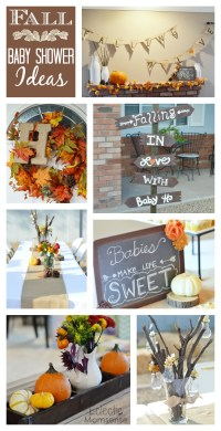 Fall in Love with Baby {shower} - Eclectic Momsense