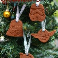 Handmade Star Wars Ornaments