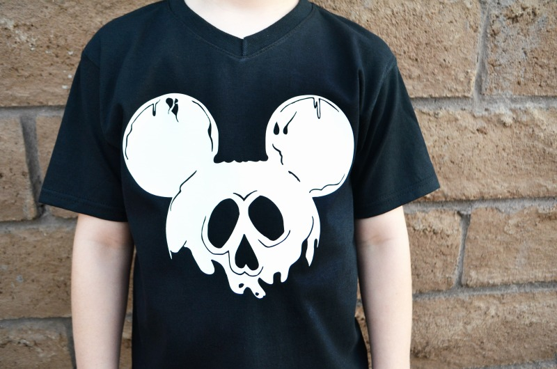 Poison Apple Mickey Ears Shirt  Eclectic Momsense
