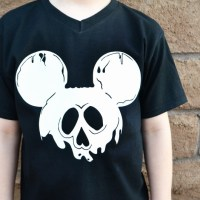 Poison Apple Mickey Ears Shirt