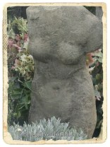 14. What does this say to you, anything? I guess to me I see the softness of being feminine though this is made of stone.