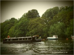 A day out along the River Thames