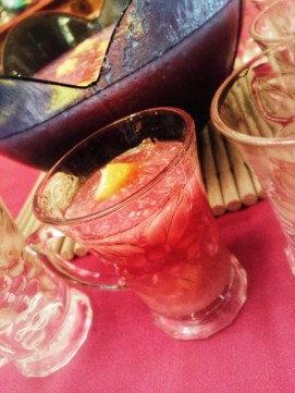 Gordon's Drummer's Gin Punch