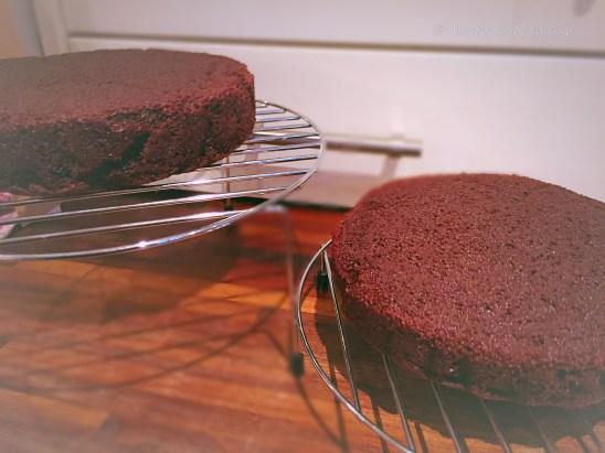Spiced Christmas Chocolate Cake