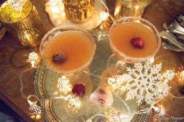 Cherry Martinis