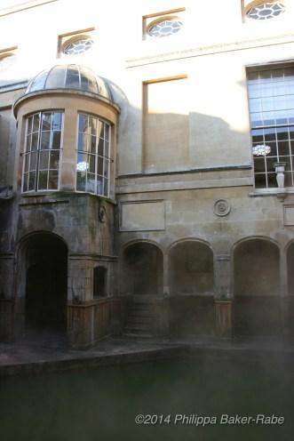 baths of bath Bath England