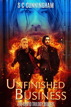 Unfinished Business (David Trilogy #2) by S.C. Cunningham