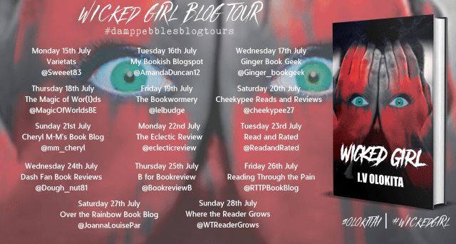 WICKED GIRL BLOG TOUR