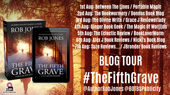 The Fifth Grave Blog Tour