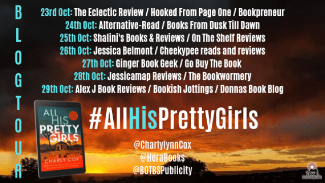 All His Pretty Girls Blog Tour