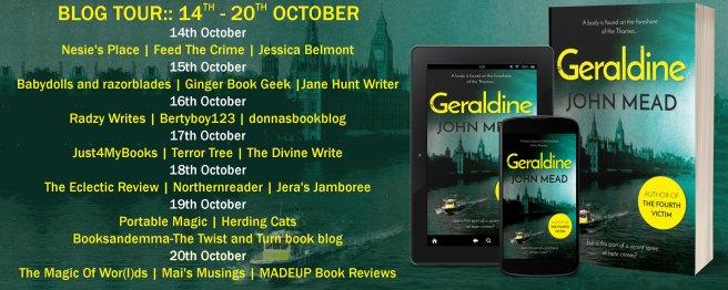Geraldine Full Tour Banner
