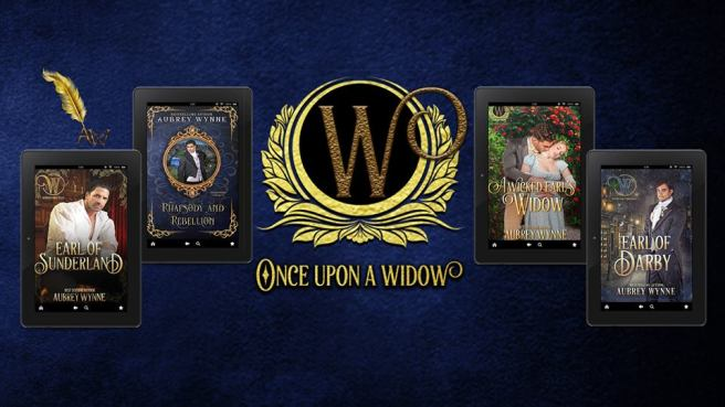 Once Upon a Widow Series