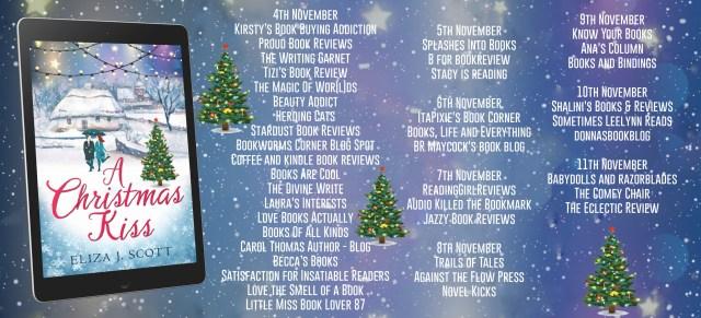 A Christmas Kiss Full Tour Banner