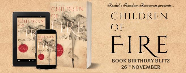 Children of Fire Banner