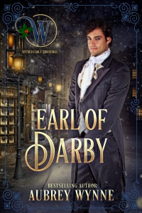 The Earl of Darby (Wicked Earl's Club) (Once Upon A Widow Book 4) by Aubrey Wynne