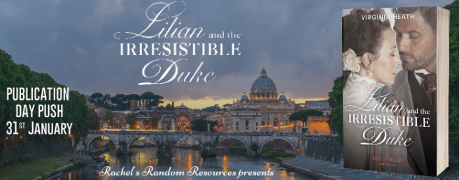 Lilian and the Irresistible Duke Banner