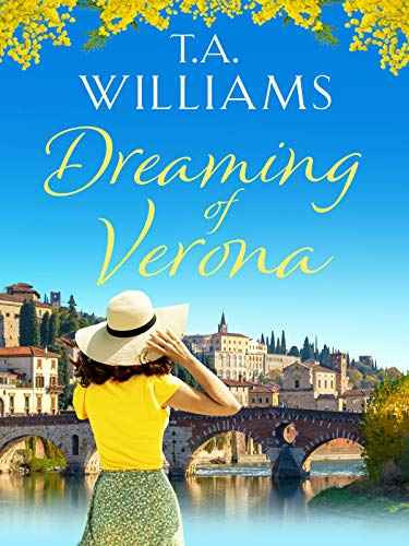 Dreaming Of Verona Cover