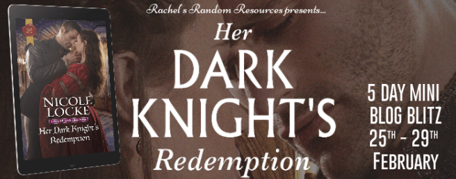 Her Dark Knights Redemption banner