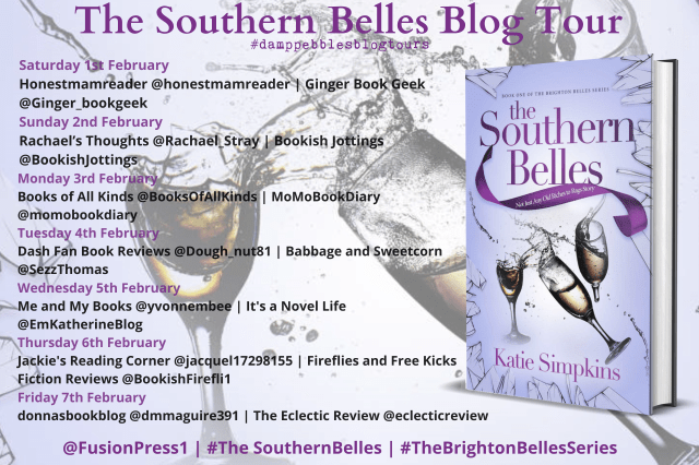 The Southern Belles banner