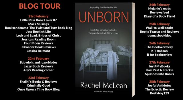 Unborn Full Tour Banner