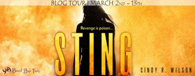 Sting tour banner