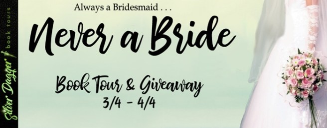 never a bride banner